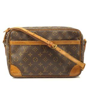 Auth Louis Vuitton Trocadero 27 #2569L14